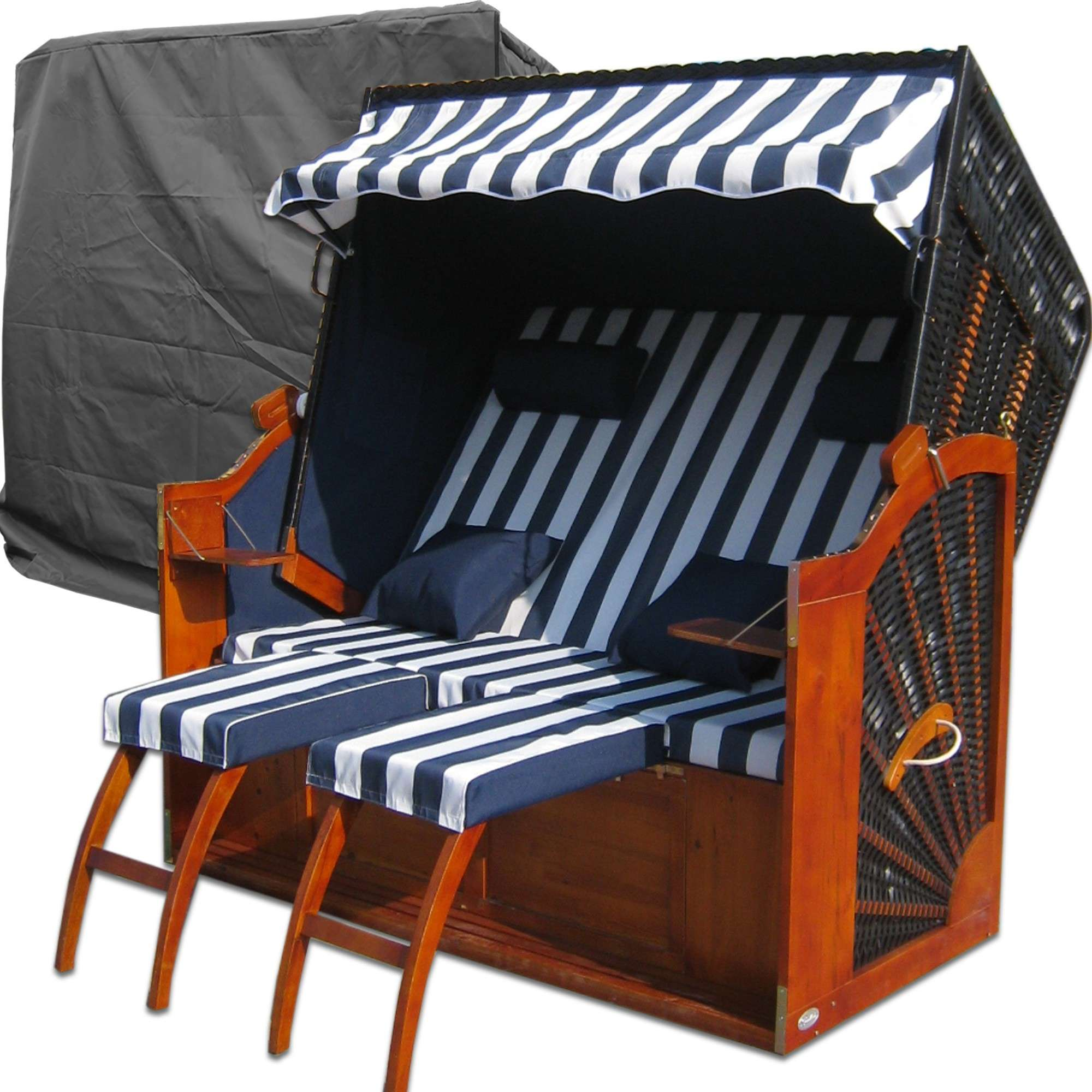xinro strandkorb xxl rugbyclubeemland. Black Bedroom Furniture Sets. Home Design Ideas