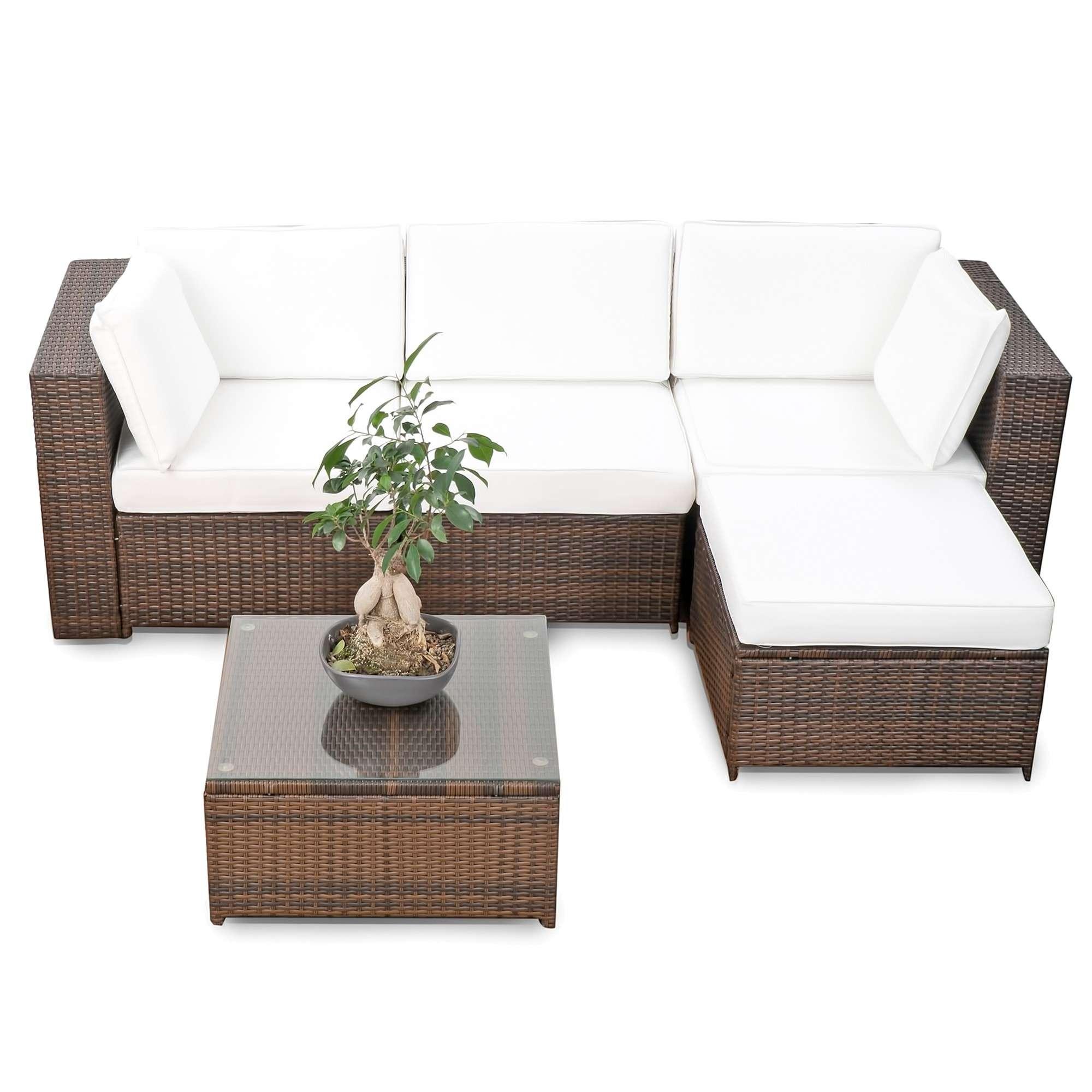 Balkon Lounge Set ▻ günstig ◅ Lounge Set Balkon kaufen