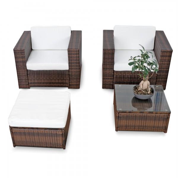 Balkon Lounge Möbel ▻ günstig ◅ Loungemöbel Balkon kaufen