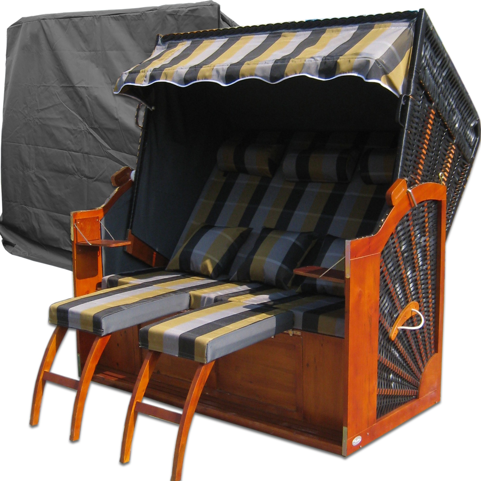 strandkorb gr mitz g nstig strandkorb xxl kaufen. Black Bedroom Furniture Sets. Home Design Ideas