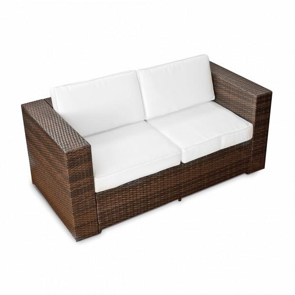 Rattan Couch ▻ günstig ◅ Rattan Couch kaufen