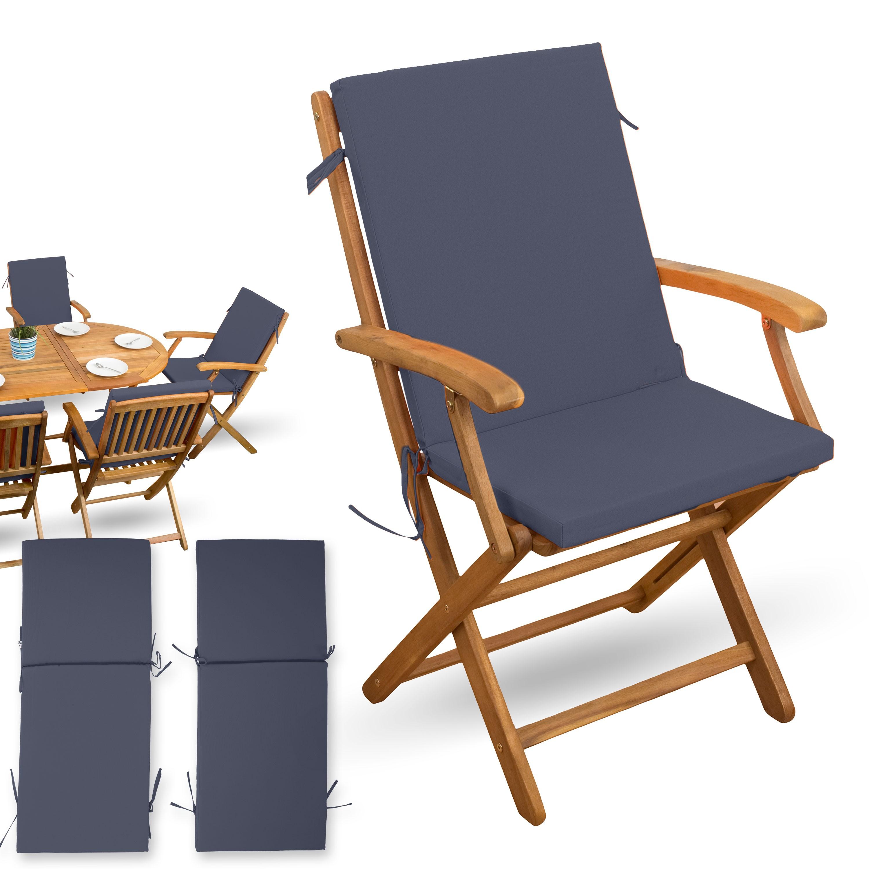 auflagen f r hochlehner klappstuhl g nstig klappstuhl hochlehner auflagen kaufen. Black Bedroom Furniture Sets. Home Design Ideas