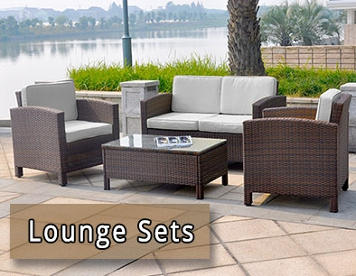 Lounge Sets Rattan Günstig Kaufen
