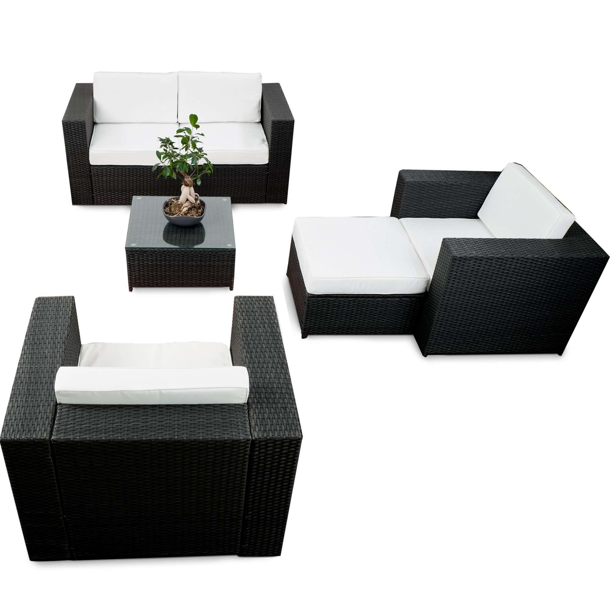 Gartenmöbel Set Lounge ▻ günstig ◅ Garten Loungemöbel Set kaufen