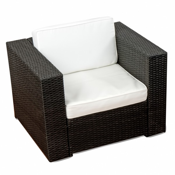 Polyrattan Sessel ▻ günstig ◅ Polyrattan Sessel kaufen