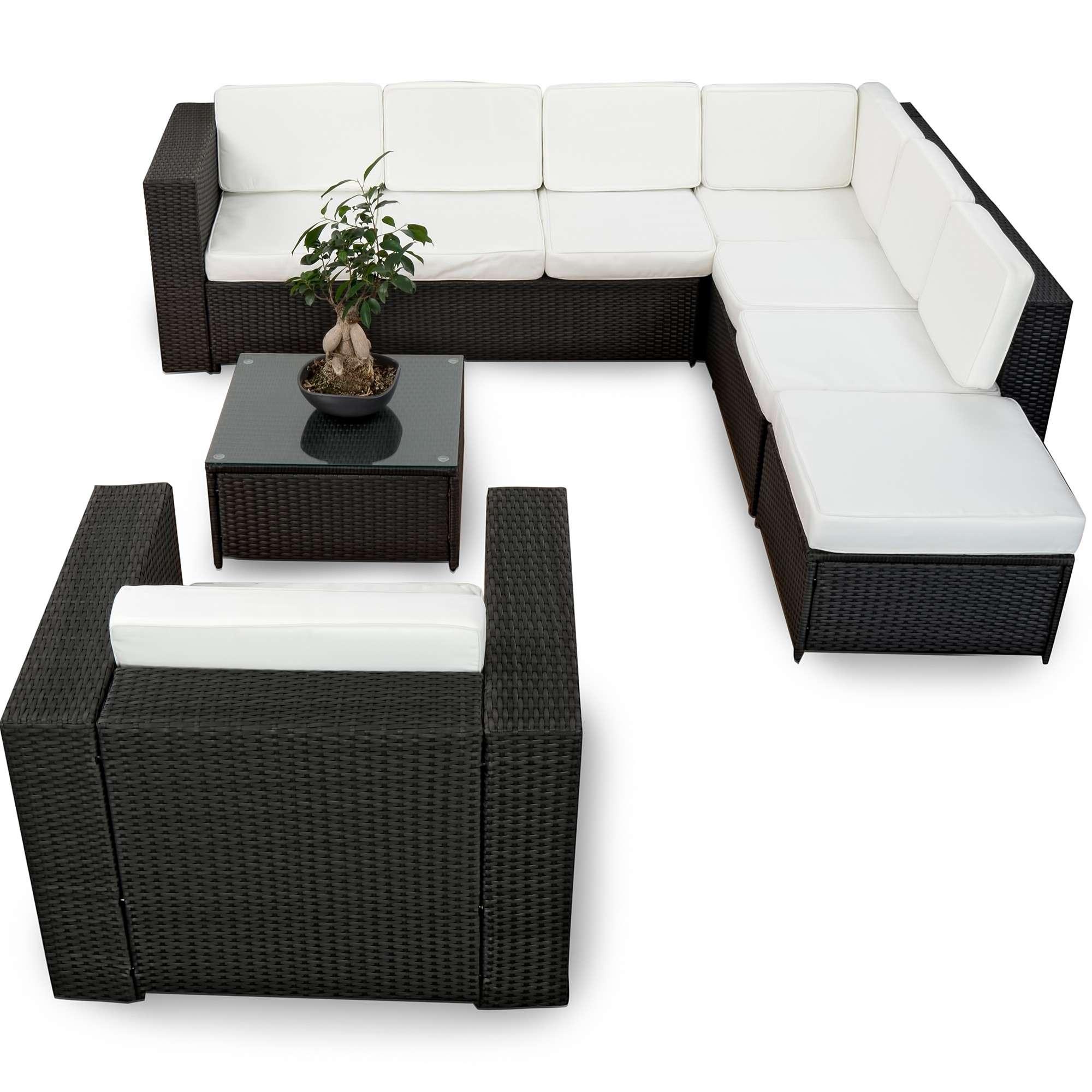 Garten Lounge Ecke ▻ günstig ◅ Garten Ecklounge kaufen