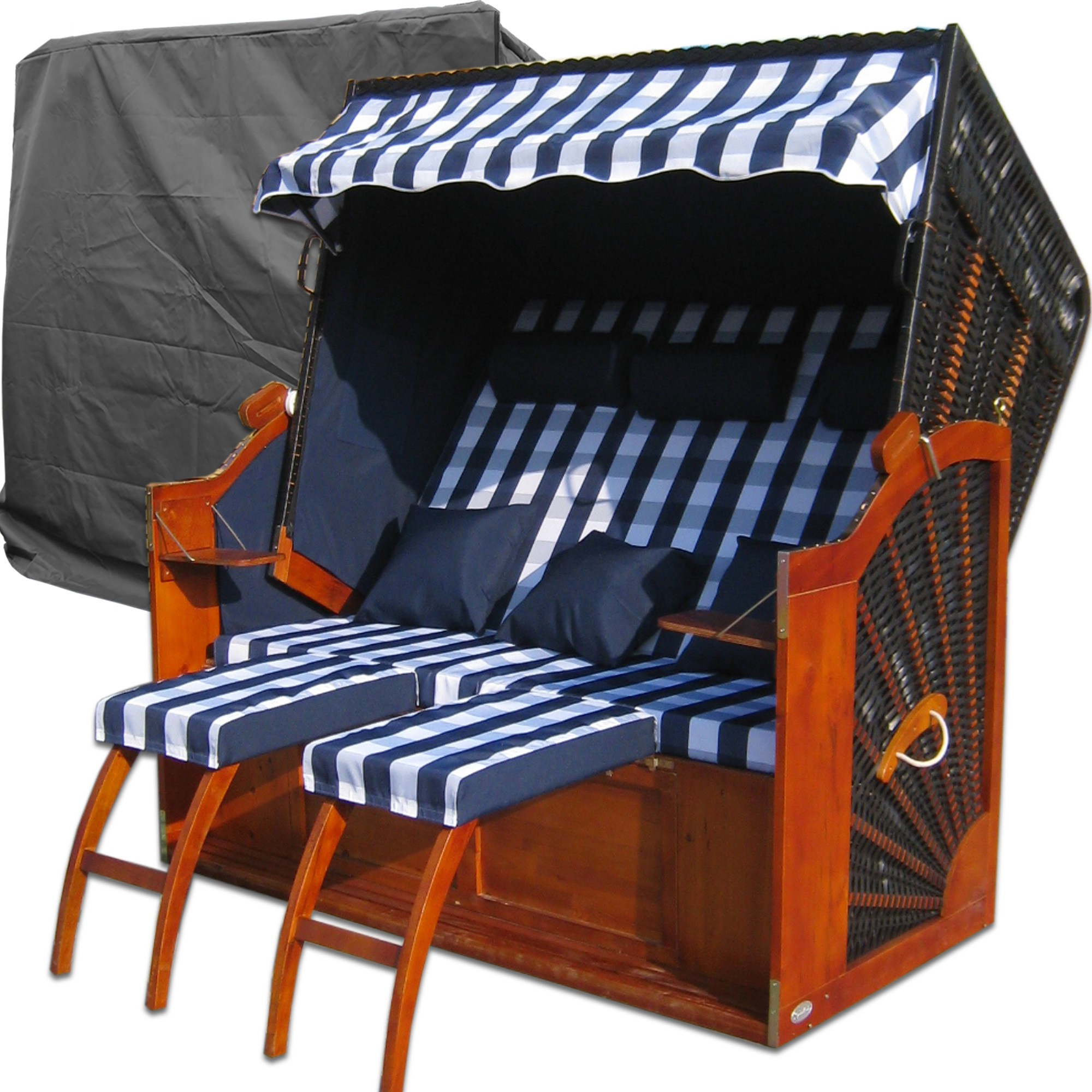 strandkorb hamburg g nstig strandkorb xxl kaufen. Black Bedroom Furniture Sets. Home Design Ideas
