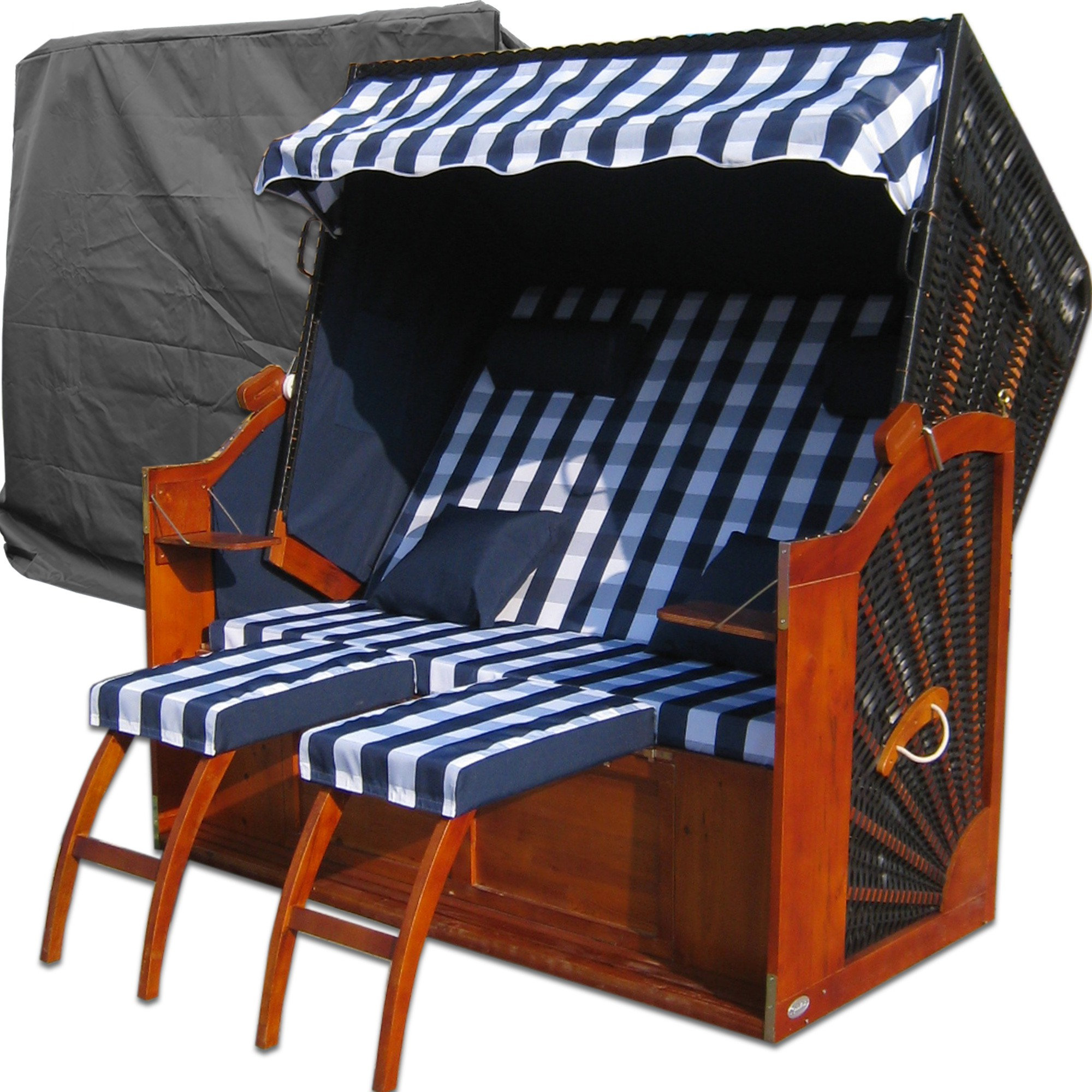 ostsee strandkorb kaufen xxl strandkorb g nstig. Black Bedroom Furniture Sets. Home Design Ideas