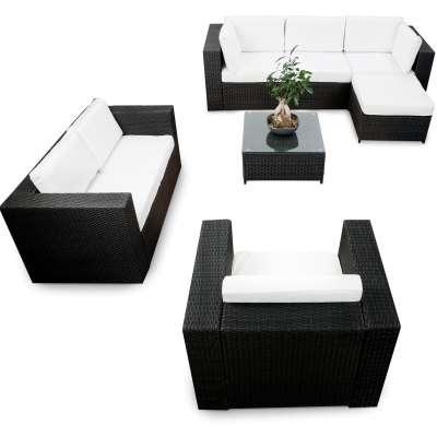 Rattan lounge ausverkauf  Rattan Lounge Ausverkauf ▻ günstig ◅ Lounge Rattan Angebot kaufen