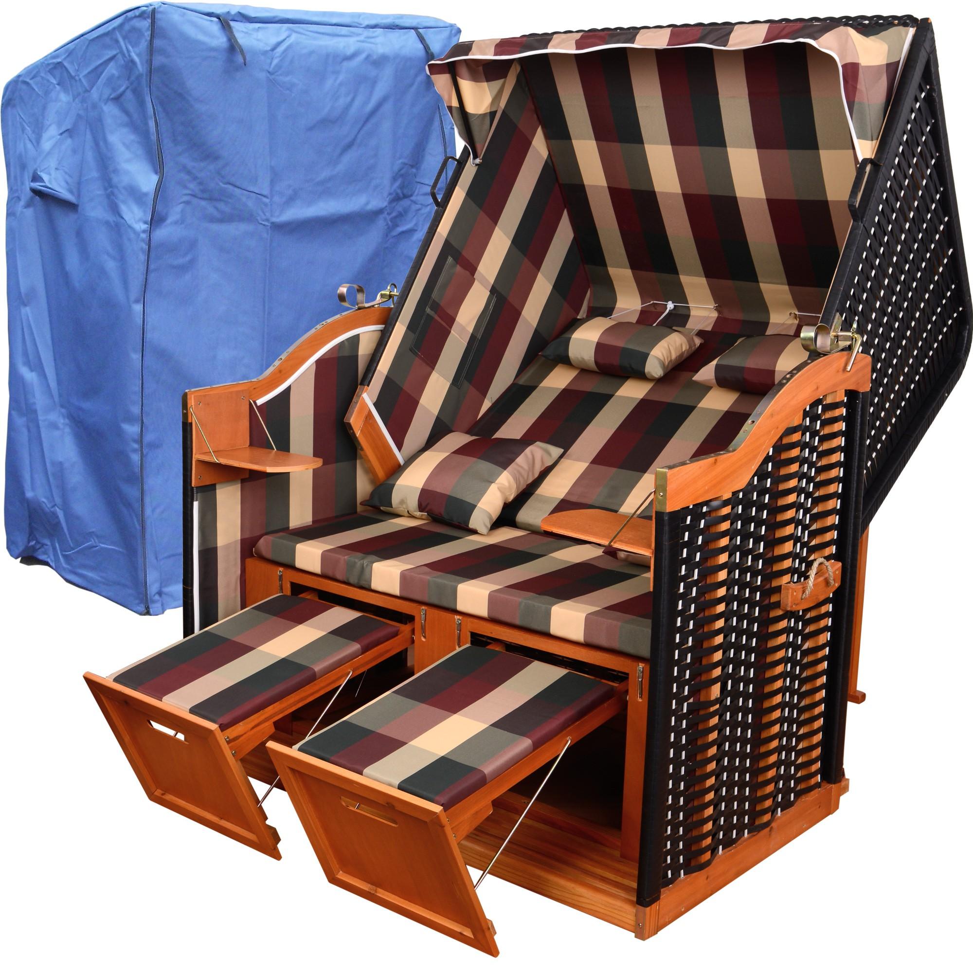 strandkorb 2 sitzer g nstig 2 sitzer strandkorb kaufen. Black Bedroom Furniture Sets. Home Design Ideas