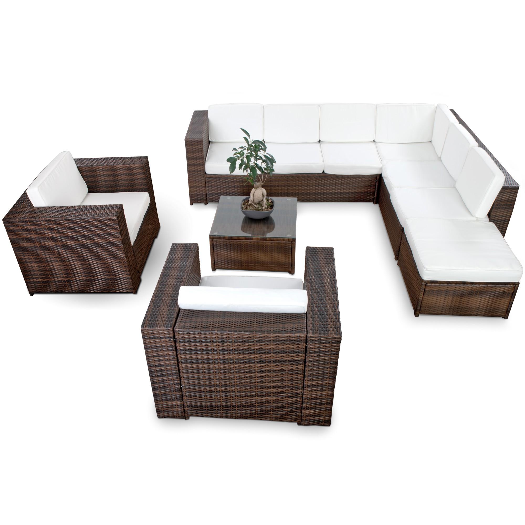 Lounge Gartenmöbel Set ▻ günstig ◅ Gartenmöbel Lounge Set kaufen